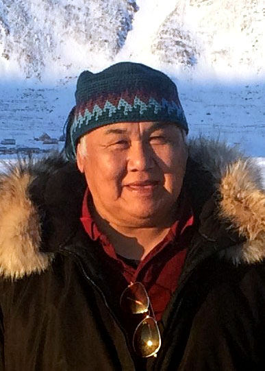 Larry Audlaluk, Appointed director, Board of Nunavut Economic Developers Association